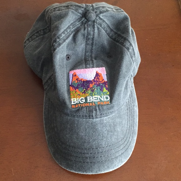 2572b4cb5e752a Accessories | Big Bend National Park Baseball Cap | Poshmark